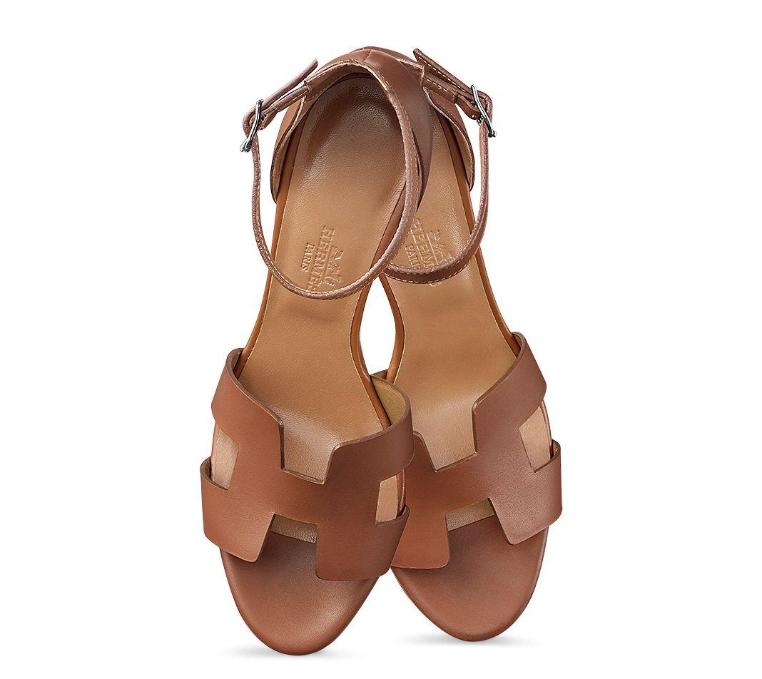 a66d0b1780 Chaussures Hermès Legend - Sandales - Femme | Hermès, Site Officiel ...