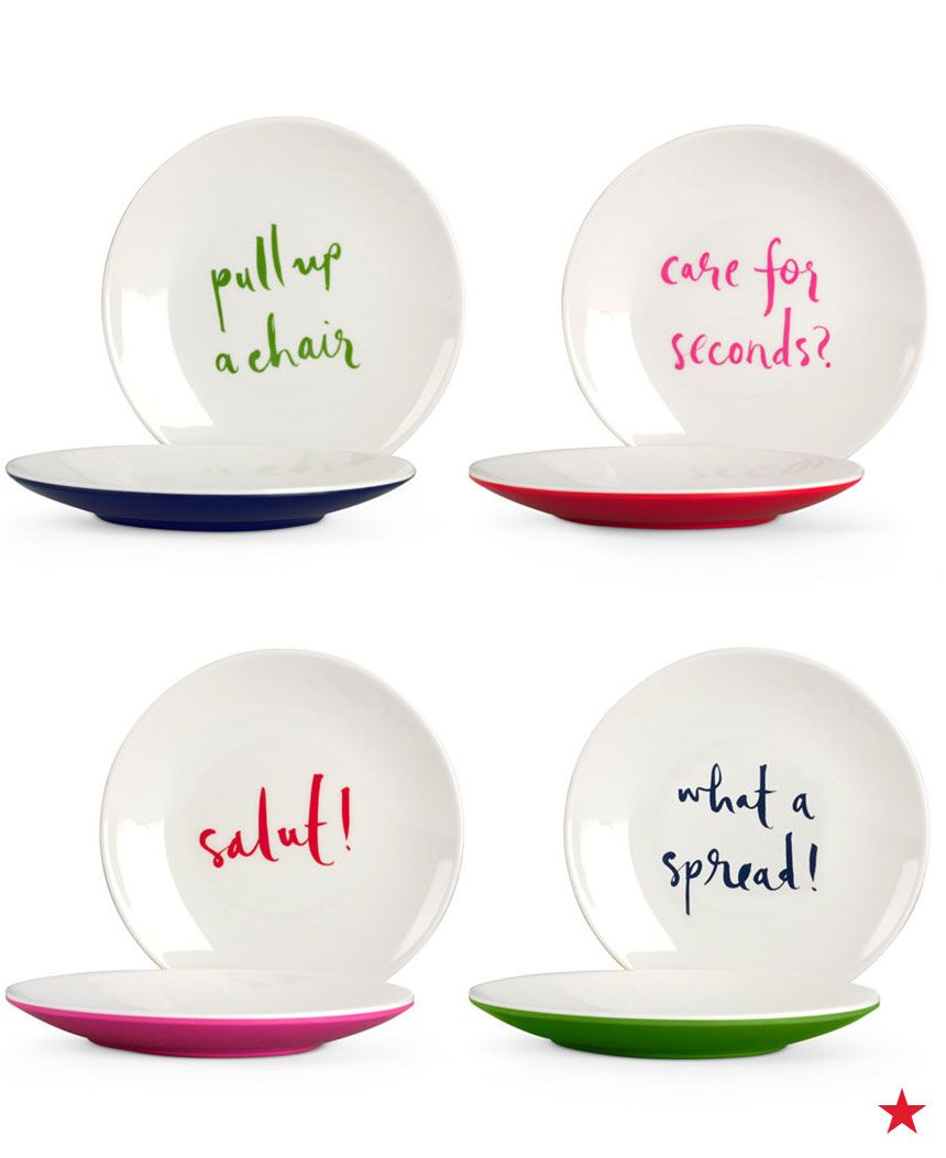kate Spade new york Melamine Collection. Appetizer PlatesCasual ...  sc 1 st  Pinterest & kate Spade new york Melamine Collection   Kitchen essentials ...