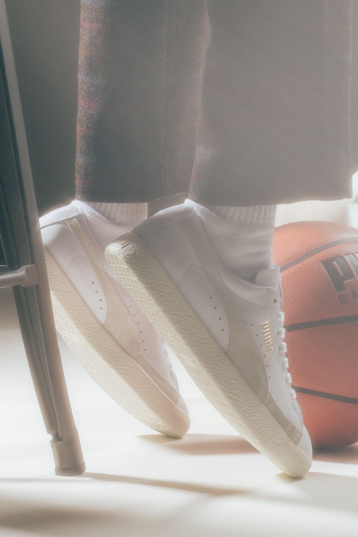 Puma Basket 90680 Lux in 2020 | Puma