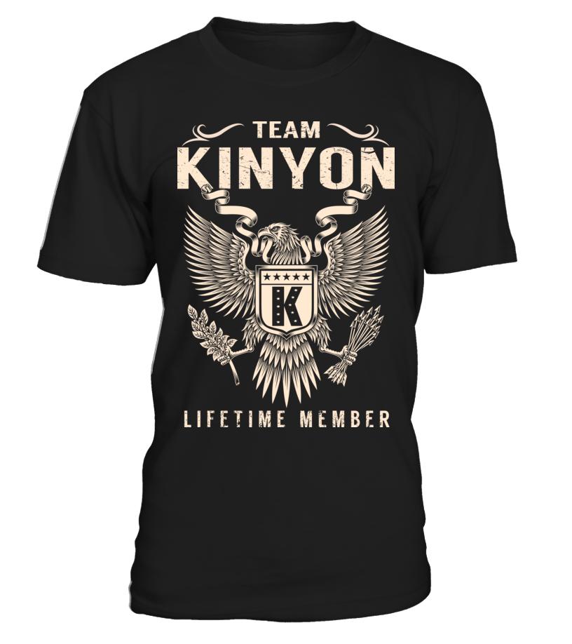 Team KINYON - Lifetime Member