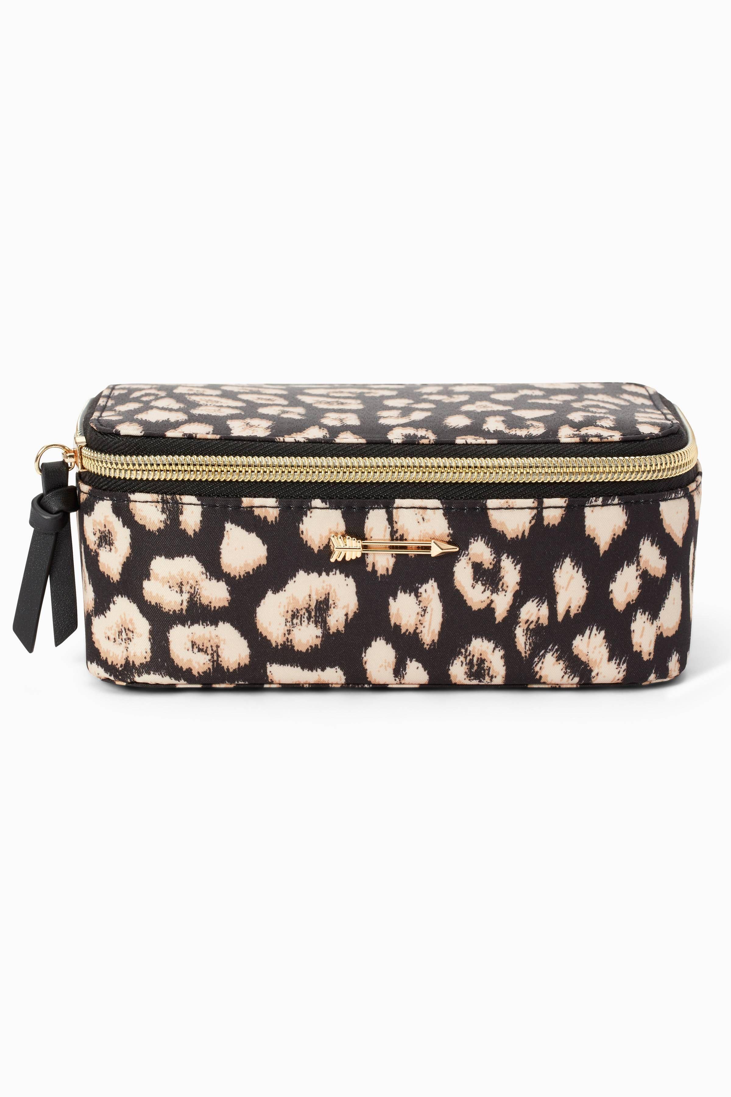 4651264174ce7 Travel Jewelry Box - Leopard