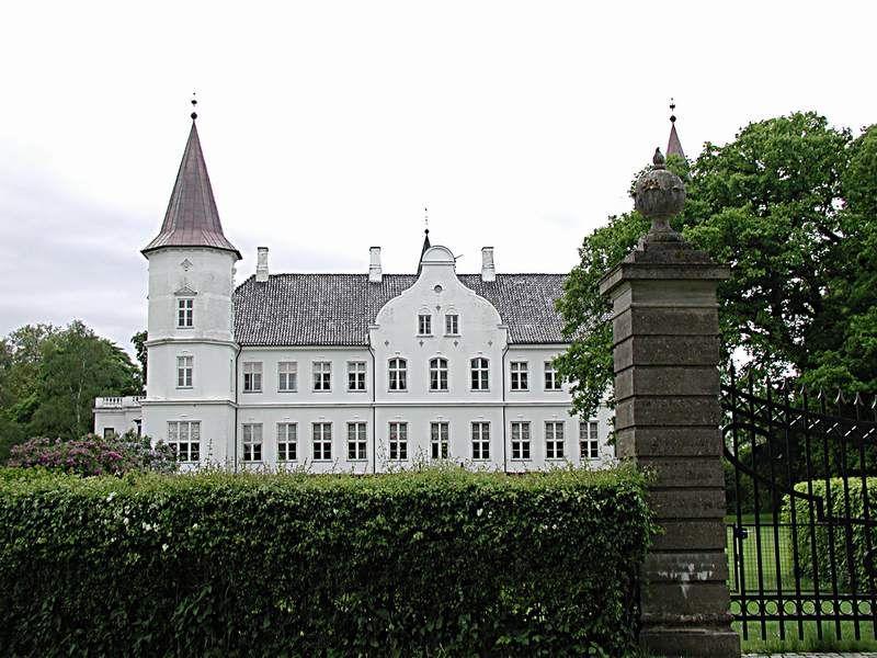 Giesegard Hovedgard 9 Km So For Ringsted Slotte