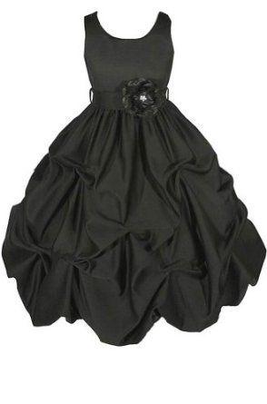 AMJ Dresses Inc Girls 2 to 10 Flower Girl  Sale: $39.99