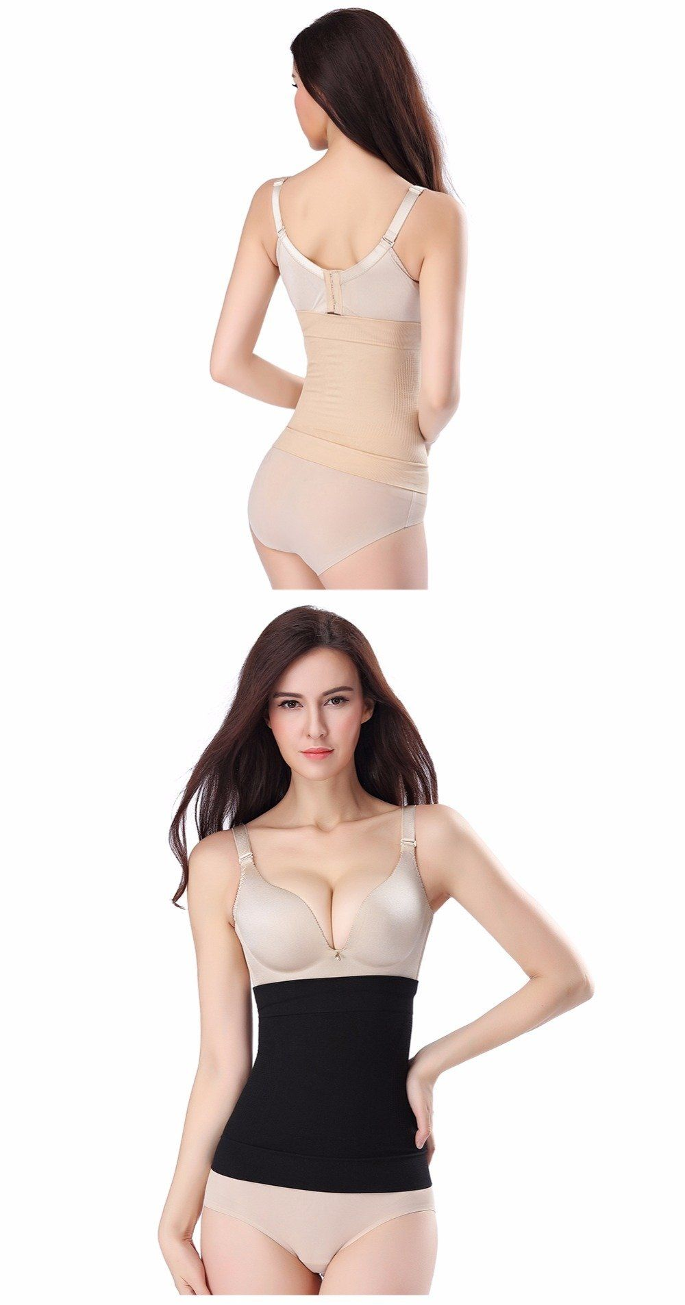 5301746e0bfb2 Tummy Slimming Waist Trainer Bodysuit Slimming Corset Body Shaper Slimming  Underwear For Women