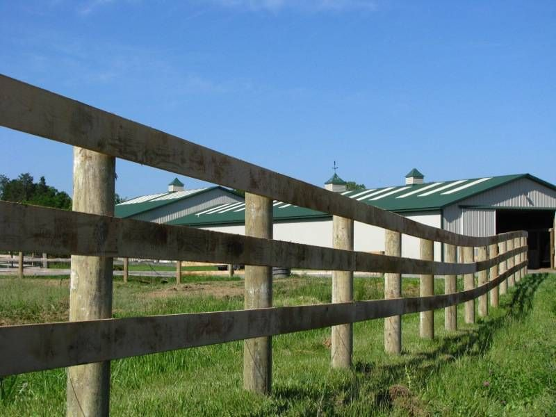 wooden farm fence. Board Fencing And Wood Fence Installation Wooden Farm D