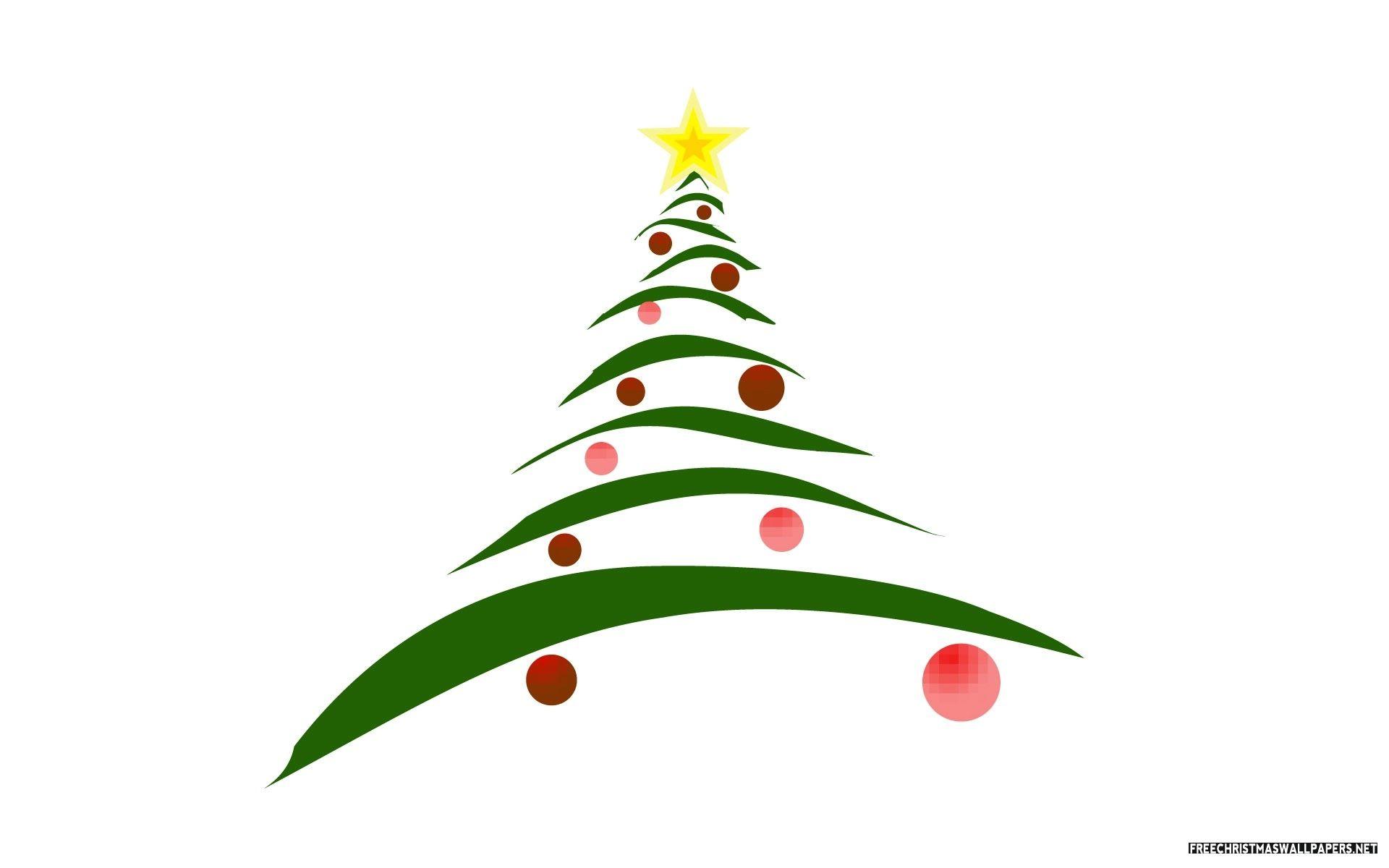Simplified Christmas Tree Christmas Tree Wallpaper Christmas Tree Drawing Christmas Tree Images