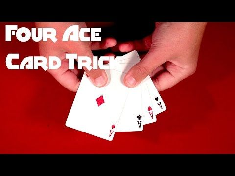 Four Aces Card Trick