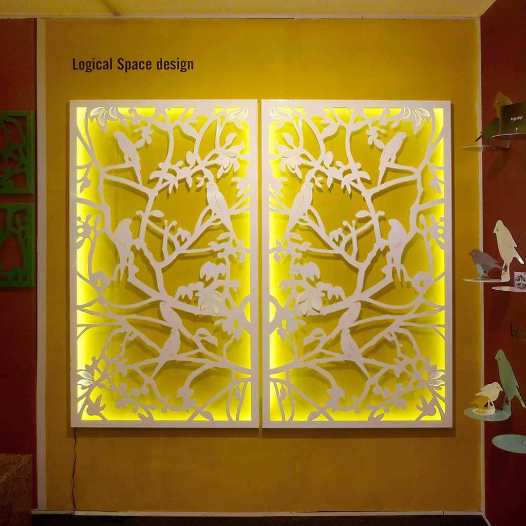 grigliati-taglio-laser-cut-pappagalli-schermo-parrots-screen ...