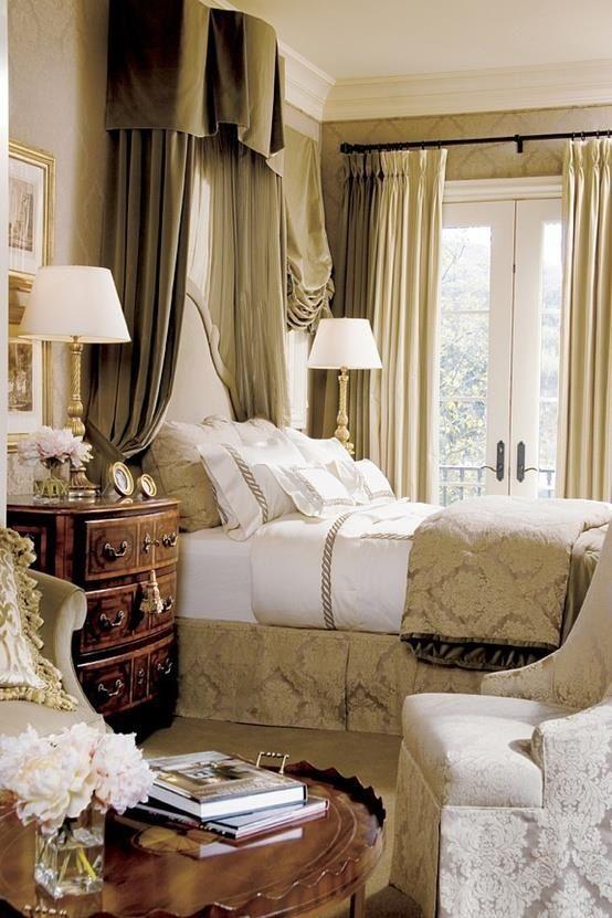 Interior Design Tip   Lighting Sets The Mood Elegant Designed Bedroom  Interior Design Living In Black And White . Home Decor Ideas For Add.
