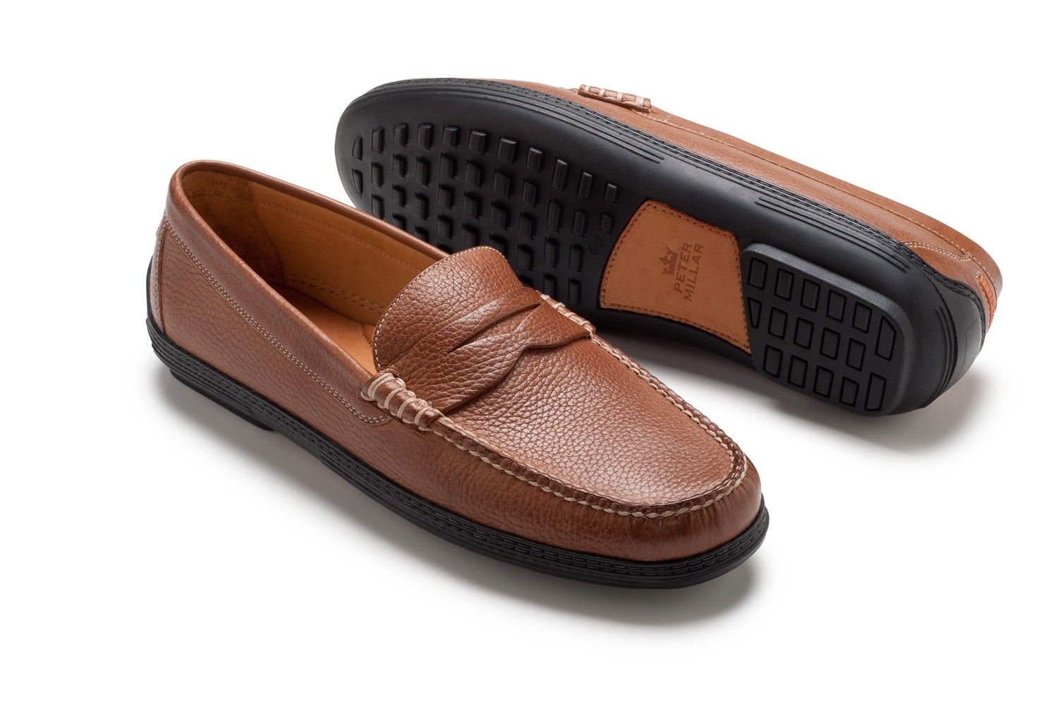 a7aedfd401b Peter millar denny penny loafer shoes loafers men penny loafers jpg  1500x998 Peter millar penny loafer