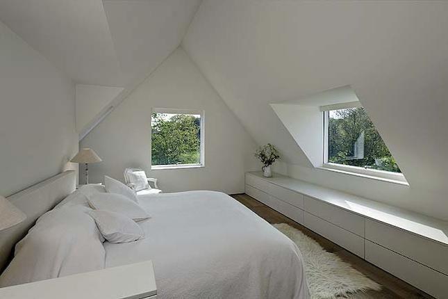 Modern loft bedroom - #Bedroom #loft #Modern #loftconversions