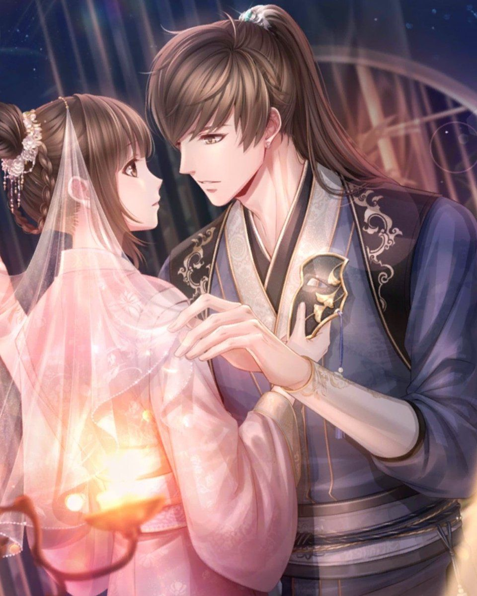 Gavin mr love queens choice anime romance love