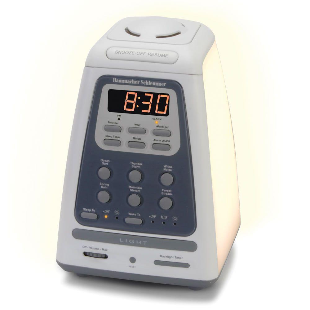 Alarm Clock That Uses Light