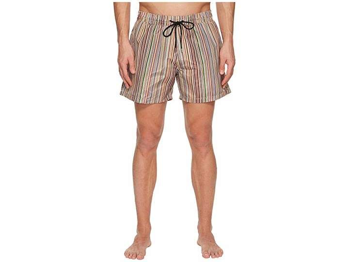 af6c8653ef4 Paul Smith Multistripe Classic Swimsuit Men's Shorts | Products in ...