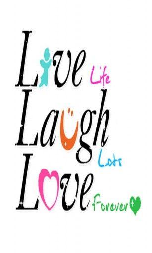 Live Laugh Love Wallpaper View Bigger Live Laugh Love Live