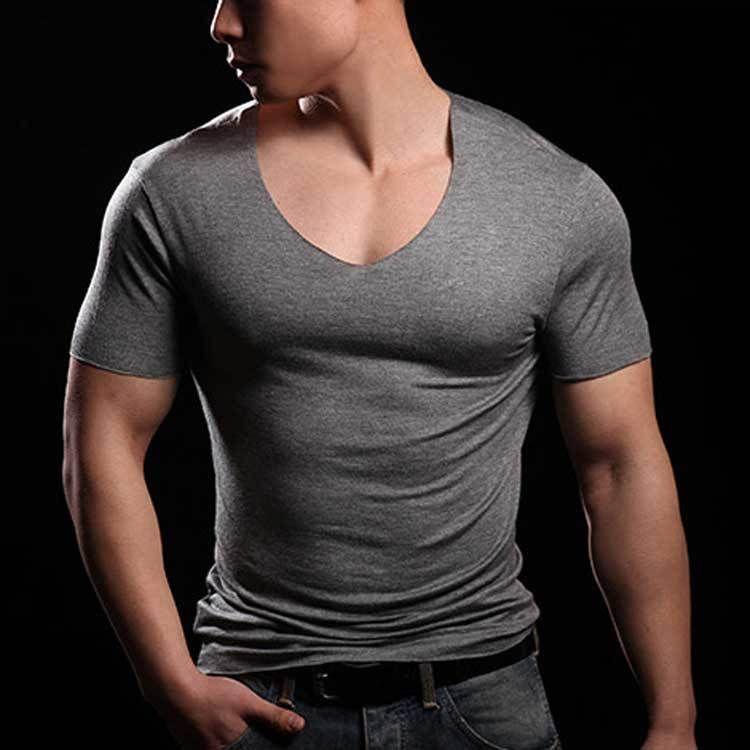 T Shirt, Slim, Muscle Building, Cowls, Tee, Tee Shirt