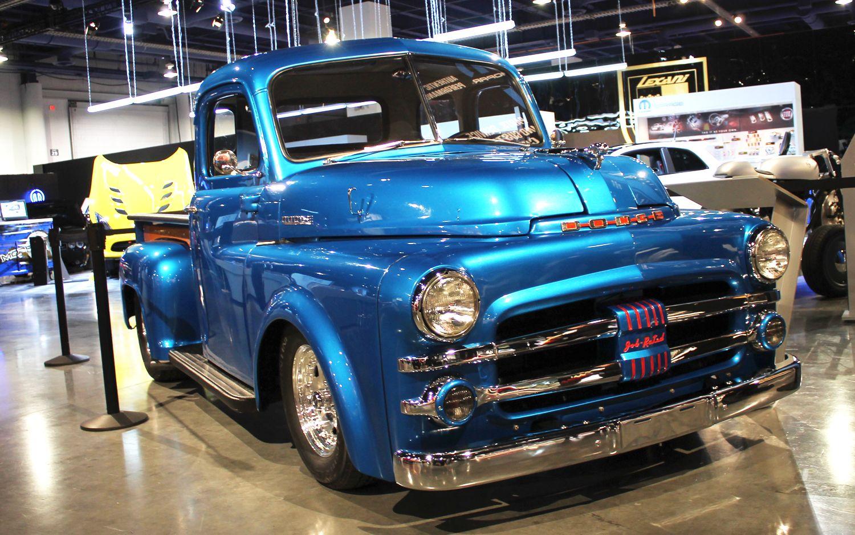 51 Dodge Pickup truck | '50s Rides | Pinterest | Clic trucks ...