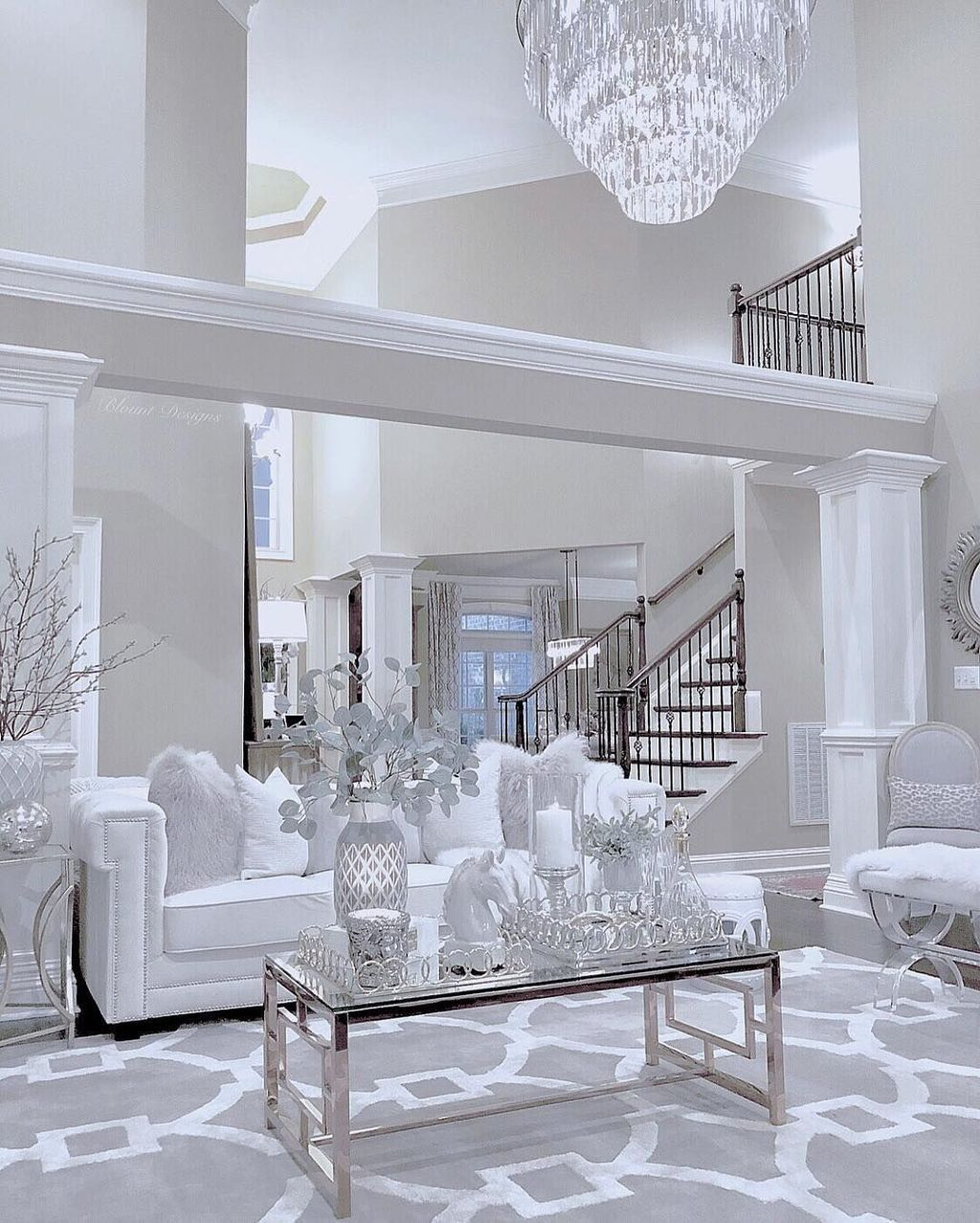 Cool 20 Luxurious And Elegant Living Room Design Ideas. More at ...