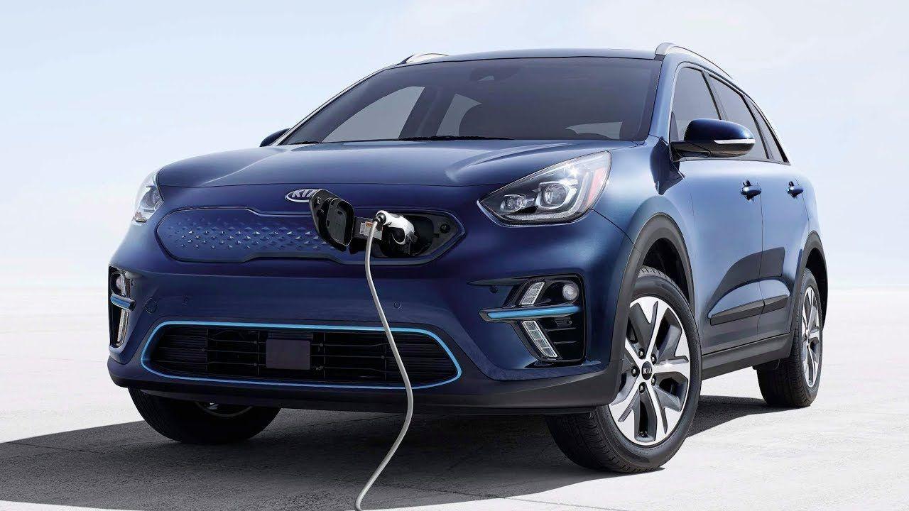 2019 Kia Niro Ev Kia Motor Car Electric Car