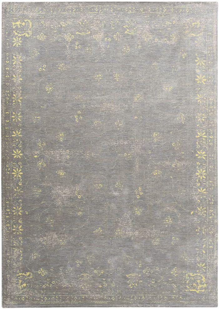 vintage teppich hell grau kunst f r den boden orient. Black Bedroom Furniture Sets. Home Design Ideas