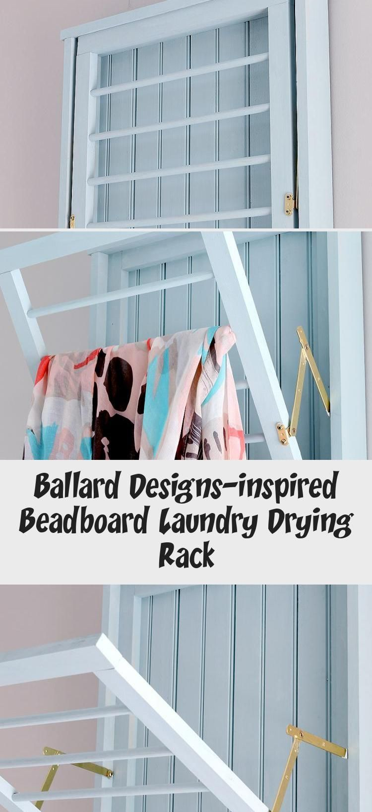 How To Build A Diy Ballard Designs Laundry Drying Rack Graylaundryroom Bluelau In 2020 Drying Rack Laundry Laundry Drying Laundry Room Layouts