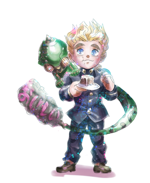 Koichi Is A Beautiful Cinnamon Roll, Too Good For This