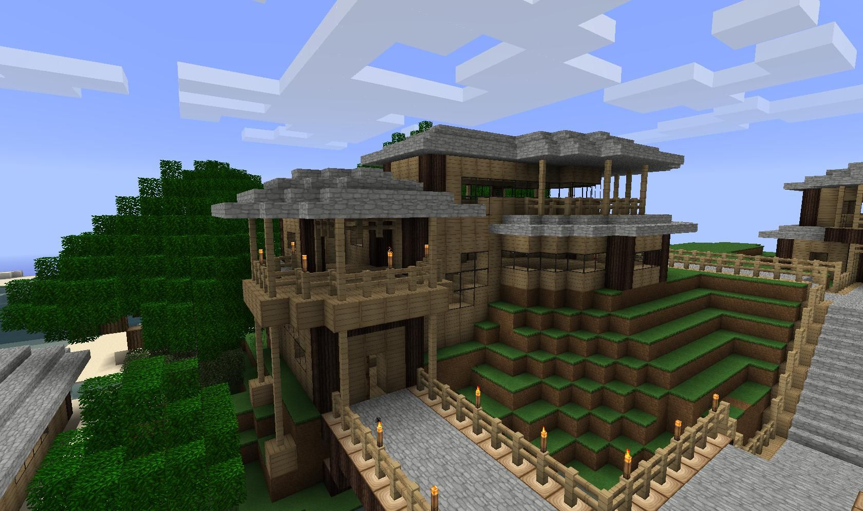 Minecraft simple house ideas ufpo90gf minecraft for Minecraft house ideas