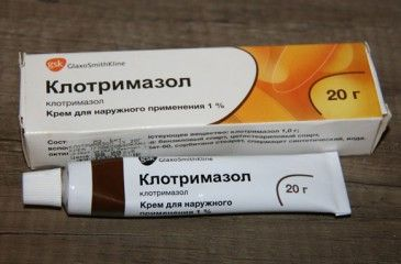Клотримазол 1% крем д/нар. Прим. 20г купить в москве, цена в.