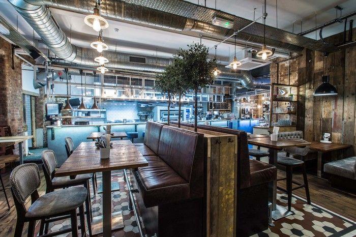 Baresca nottingham uk standalone restaurant