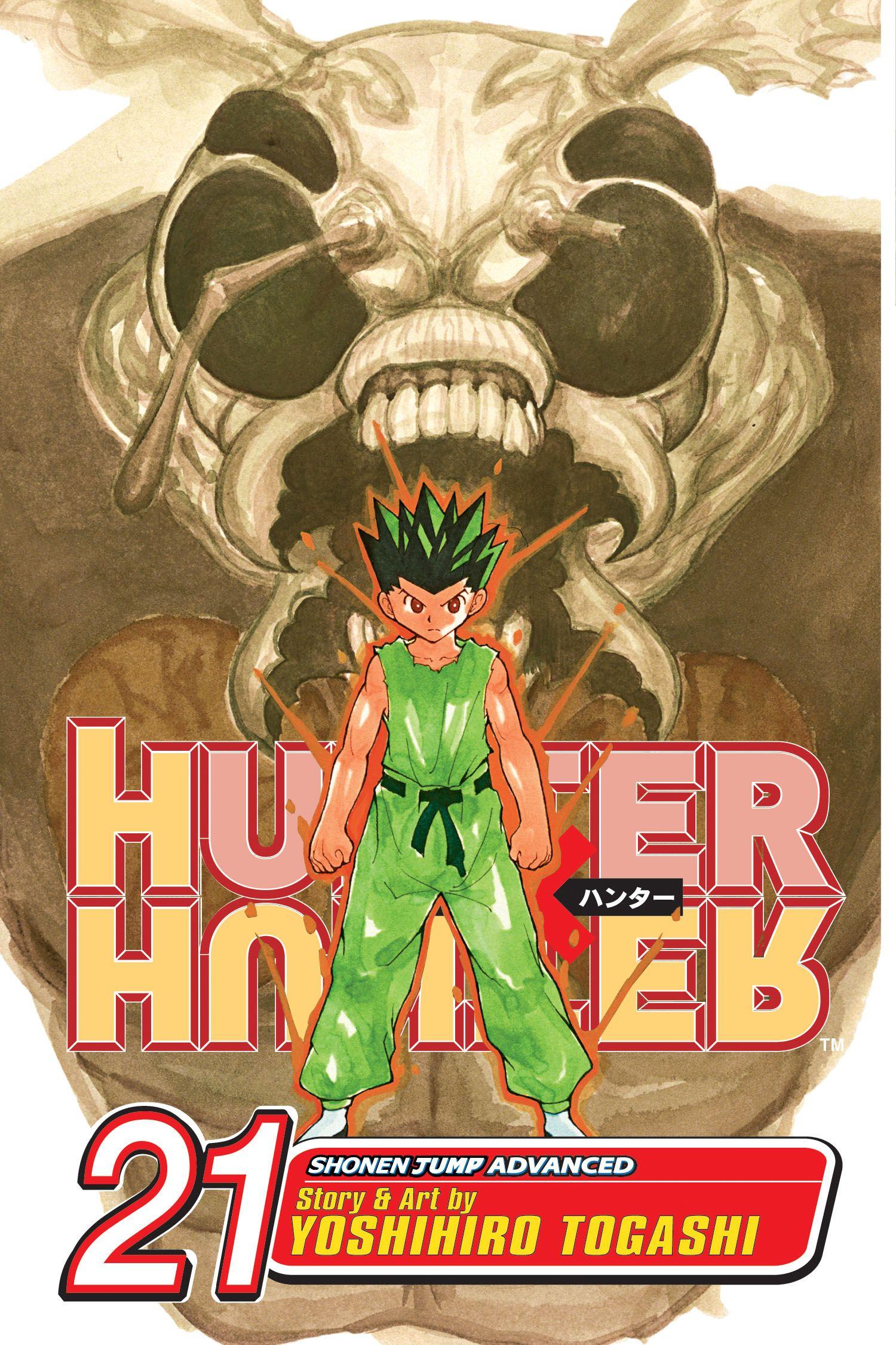 Image result for hunter x hunter cover | Manga Covers | Pinterest ...
