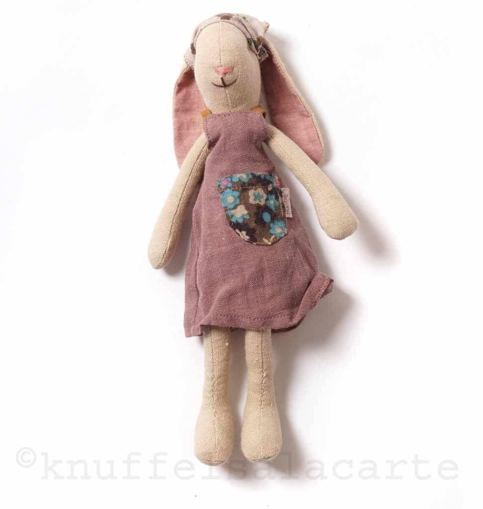 Maileg Charlotte Maileg mini bunny 23 cm | Maileg | Pinterest