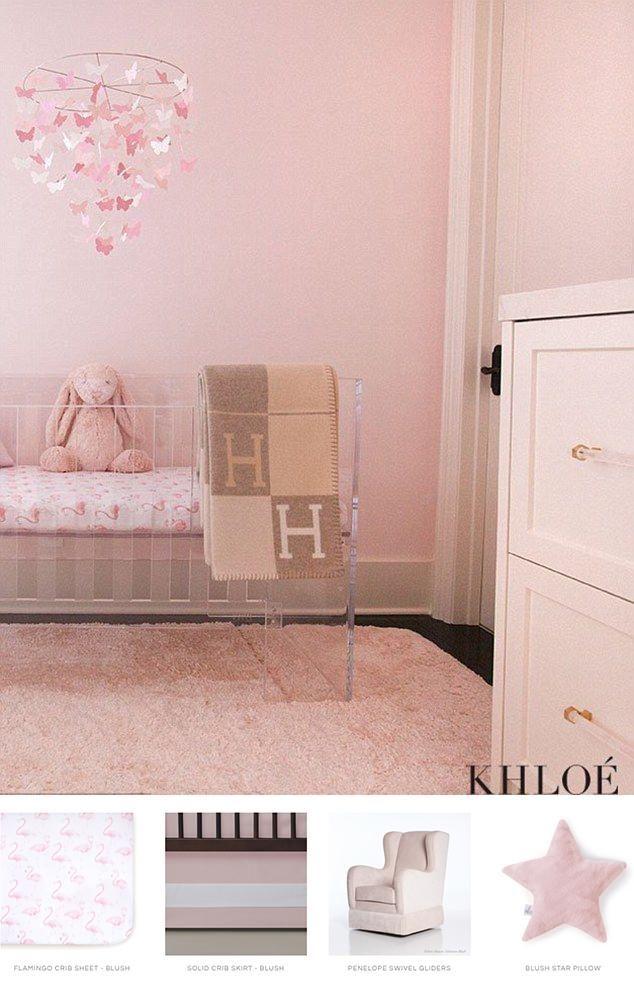 Flamingo Nursery Babies Rooms