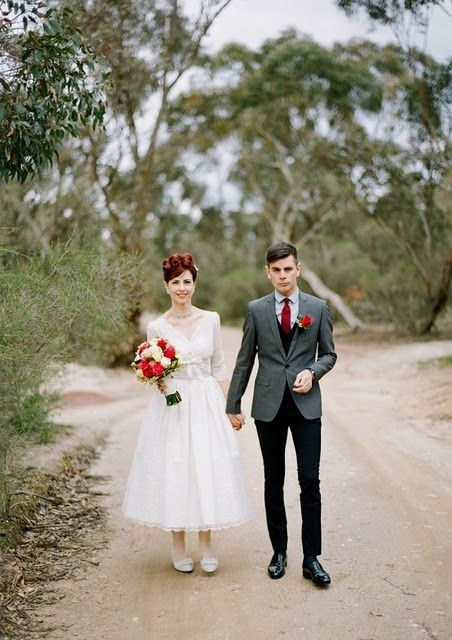 f6663ce1f6f1 30 Cool Vintage Groom Outfits