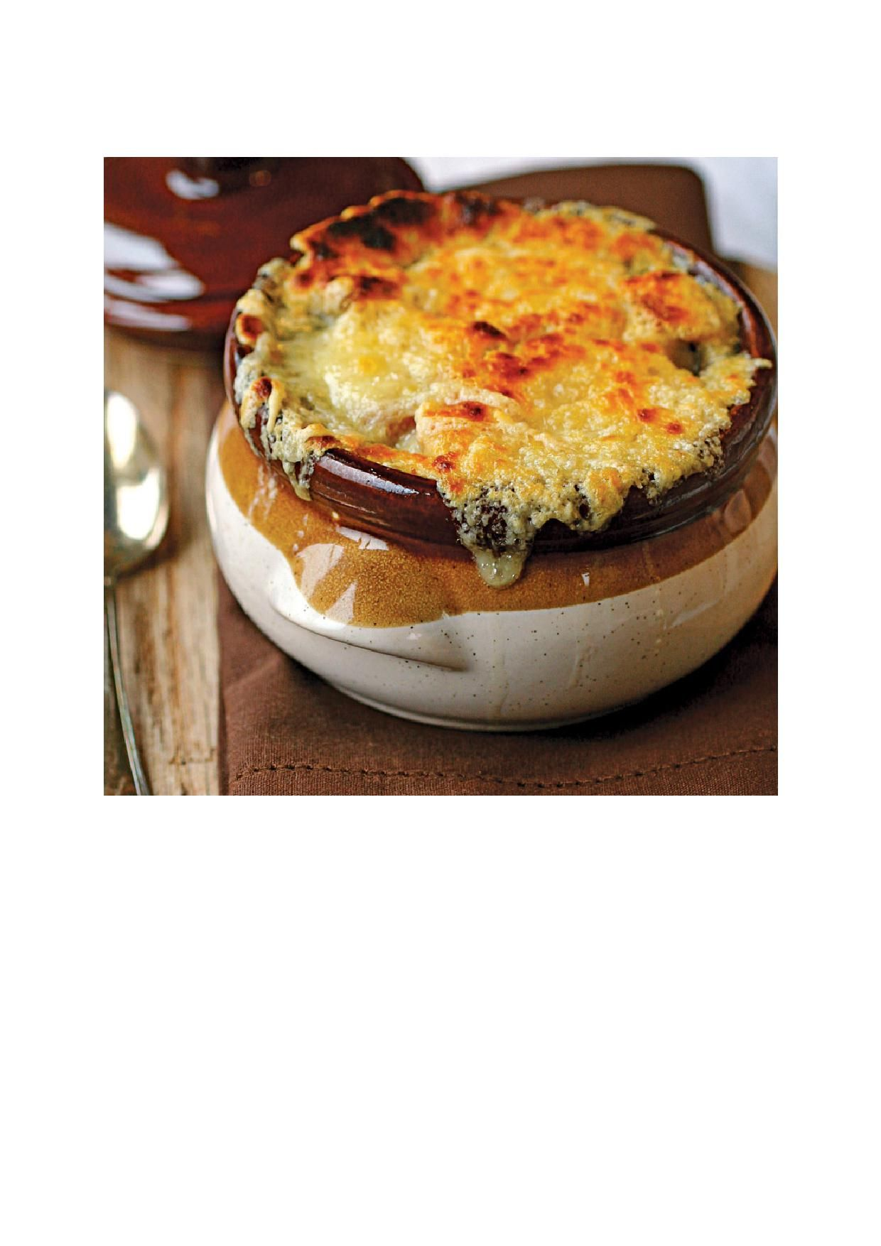 French Onion Soup!!