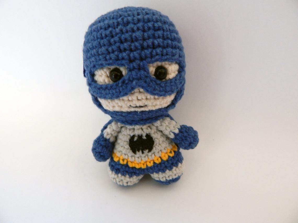 Batman Amigurumi – Minasscraft Patrones Amigurumis | Batman ... | 855x1140