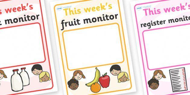 class monitor