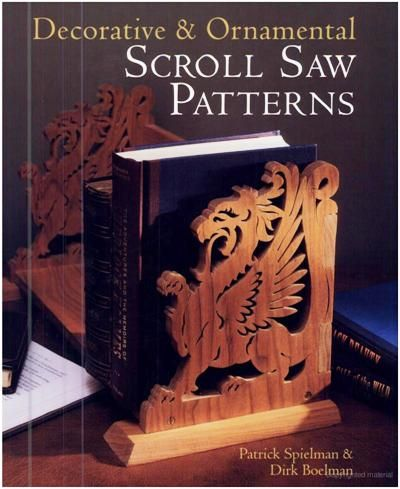 Decorative Scroll Saw Ornamental Patterns Free Download PDF