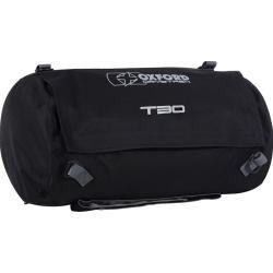 Oxford Drystash T30 Motorrad Reisetasche Schwarz 21-30l Oxford Taschen