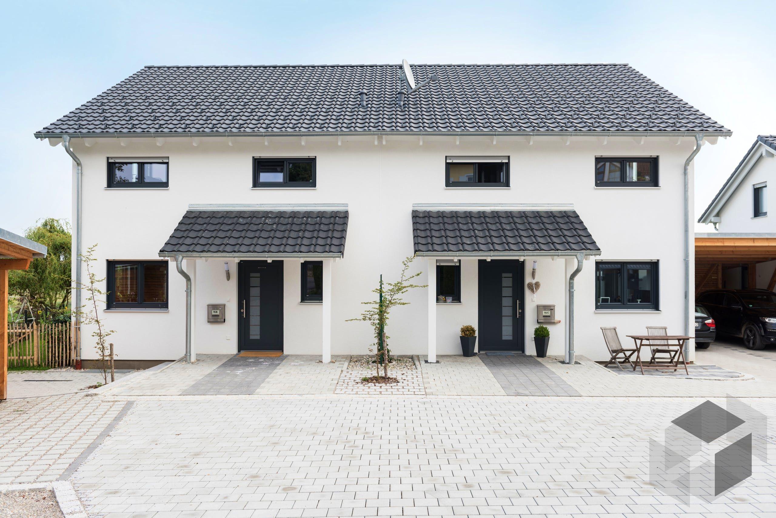 Doppelhaus 'Fürstenfeldbruck' von Wolf System Alle Infos
