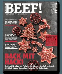 beef magazin geschenke f r m nner adventskalender it 39 s christmas time. Black Bedroom Furniture Sets. Home Design Ideas