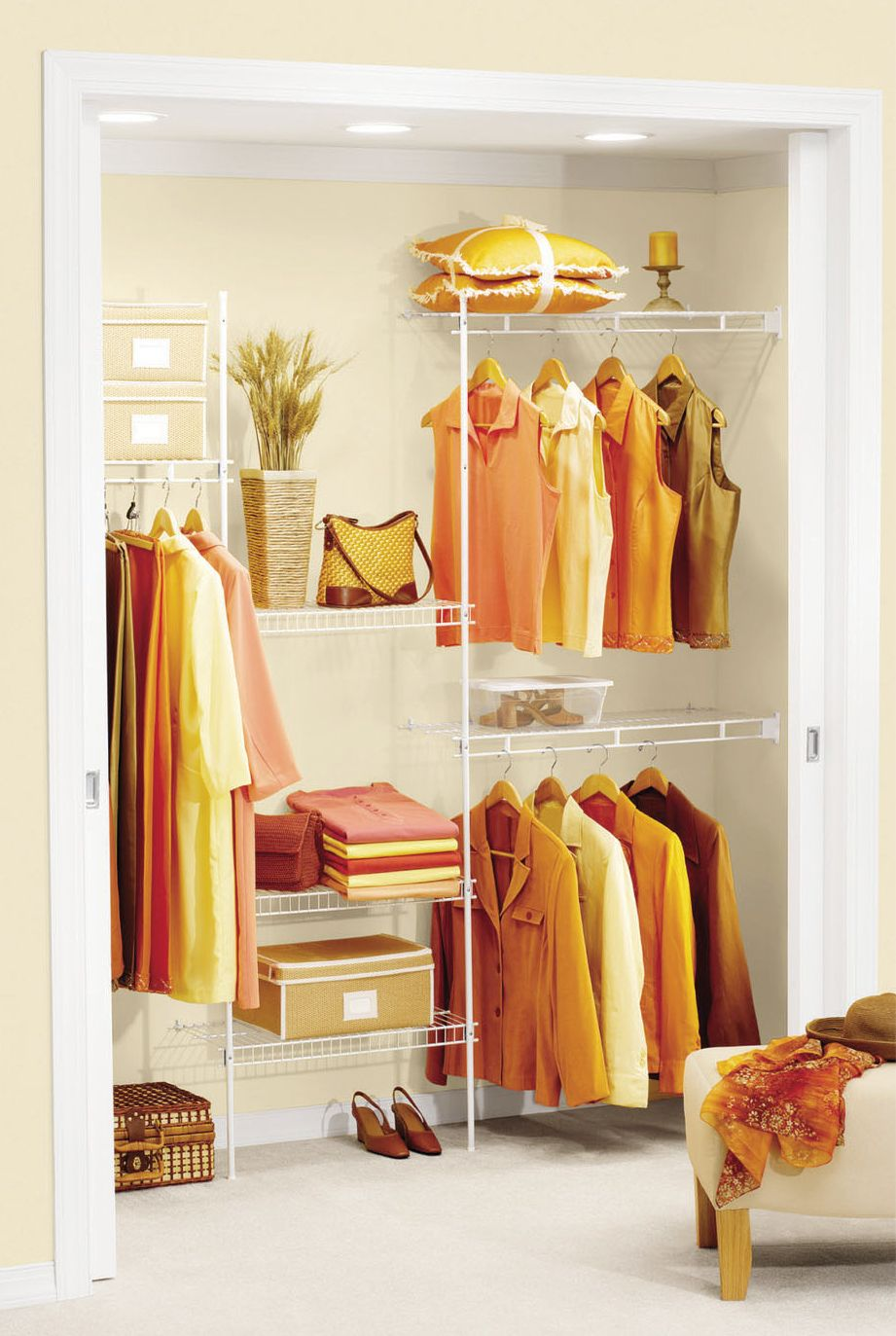 georgious closet shelving systems menards | Roselawnlutheran