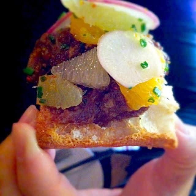 レシピとお料理がひらめくSnapDish - 75件のもぐもぐ - Slow cooked beef on baguette by Juliee ~ ジュリー