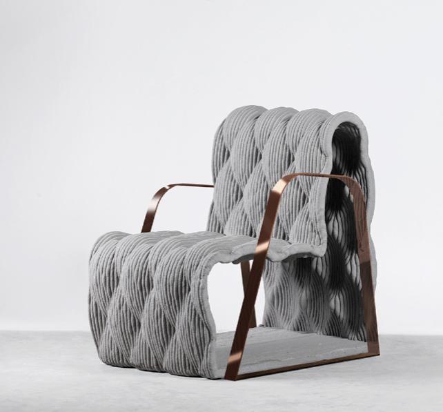 Tessa S Weekly Picks 3d Printed Outdoor Furniture Leo Lane 3d Printed Furniture Cement Furniture Furniture