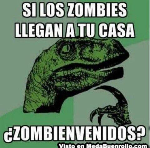 ¿Zombienbenidos?
