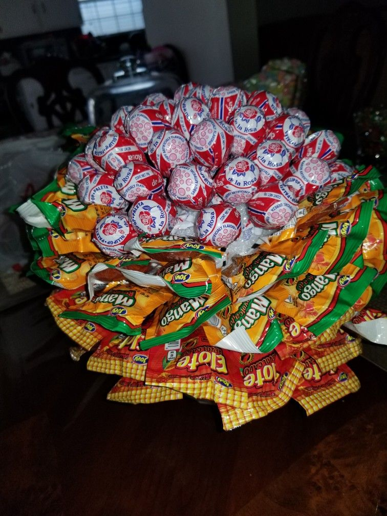 Lollipop decorations Candy table Mexican candy Mexican candy table