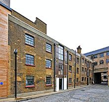 1,886 Sq Ft Trendy Warehouse Conversion Space Let To Established Local Firm Of Architects