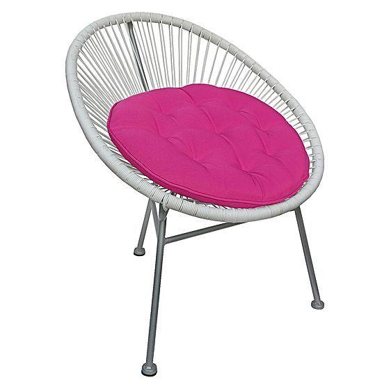 Amelia Acapulco Chair Cushion By Bossima Chair Acapulco Chair
