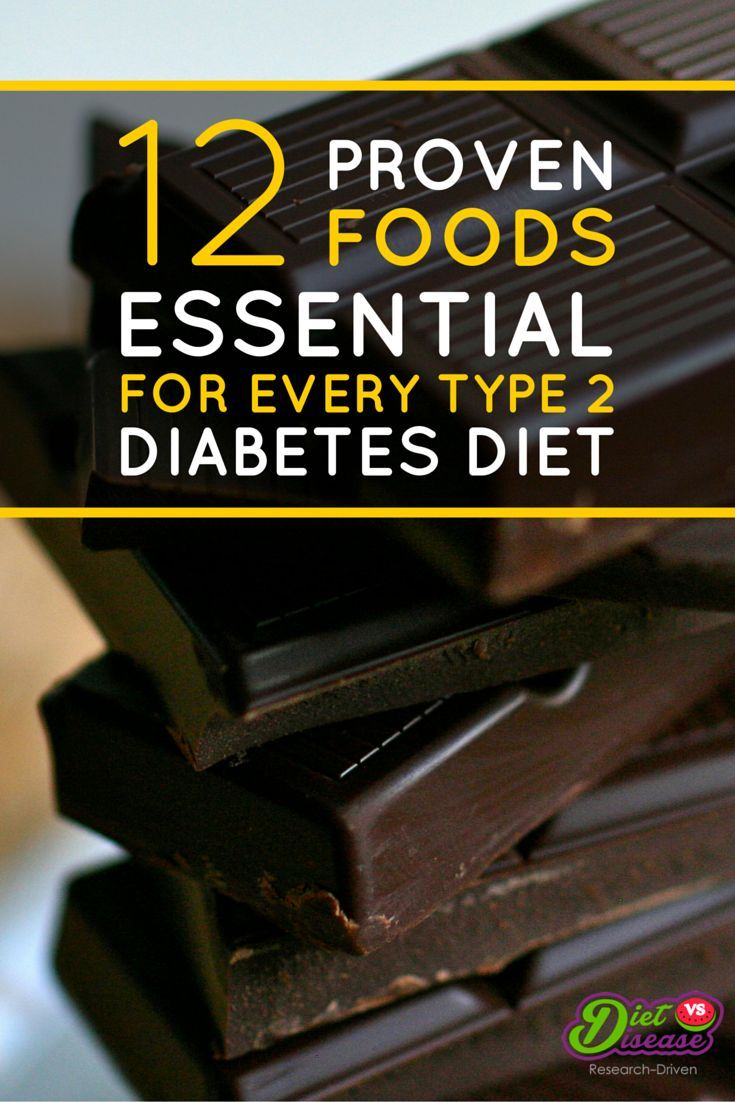 Rather than focusing on what to avoid, let's look at what you should eat MORE of... the foods proven to improve diabetes management. See them here www.dietvsdisease...