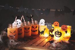 Chauves-souris et boîtes d'Halloween | Loisirs créatifs VBS Hobby