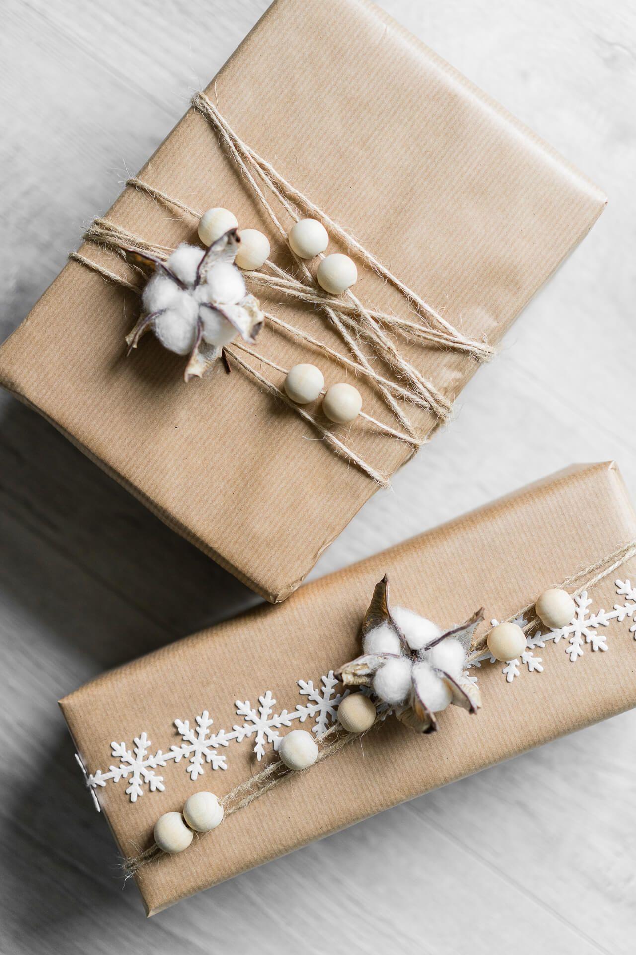 weihnachtsgeschenke verpacken 5 einfache diy ideen weihnachtsgeschenke verpacken. Black Bedroom Furniture Sets. Home Design Ideas